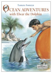 Ocean Adventures with Elwar the Dolphin Front Cover